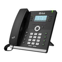 HTEK UC903 TELEPHONE SIP POE 3 COMP TES SIP 10 TOUCHES PROG / ECRAN COULEUR / MAINS LIBRES