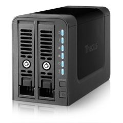NAS 2 BAIES 2XUSB 3.0 1GB DDR4  THECUS OS7 Marvell Armada 385 Dual Core 1GHz SoC