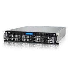 NAS 8 BAIES 2U 4GB DDR4 RAM Intel Core i3 6100 Dual Core 3.7GHz processor