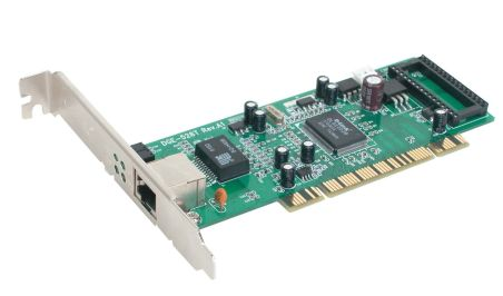 CARTE PCI 32B GIGABIT 10/100/1000 1000BASE-T / RJ45