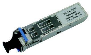 TRANSCEIVER SFP 100FX BIDI MONOMODE  20KM EMETTEUR T1310nm/R1550nm
