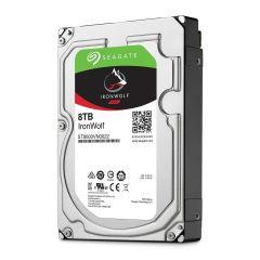HDD IRONWOLF 8TB 256Mo SATA 6GB/s  7200 tours/min NAS