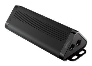 PROLONGATEUR POE 2 PORTS GIGA  802.3at 802.3af 500M Max sans alim protection 4KV