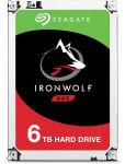 HDD IRONWOLF 6To 256Mo SATA 6GB/s  7200 tours/min