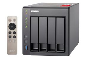 NAS 4 BAIES 6GBS 2GB RAM