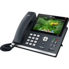 POSTE IP 16 COMPTES SIP POE  SANS PSU 2X Gigabit LAN Ports (PoE)  ECRAN COULEUR 7'