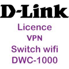 LICENCE SECURITE VPN POUR DWC-1000