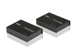 HDMI EXTENDER Cat5e 100m 4Kx2K 2 OUTPUTS, RS232