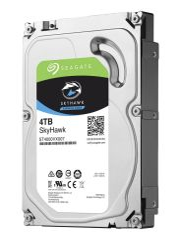 HDD SKYHAWK 4TB 64Mo SATA 6GB/s SURVEILLANCE