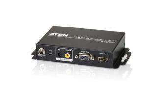 CONVERTER HDMI => VGA AUDIO/VIDEO