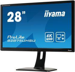 ECRAN 28' 16/9 4K UHD DP/HDMI/DVI/