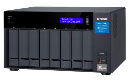 NAS 8 BAIES 6Gb/s 16 Go RAM CORE I5  8400t 1,7 GHz
