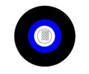 CABLE UCFIBRE EXT 12FO G652D OS2