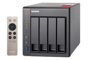 NAS 4 BAIES 6GBS 8GB RAM