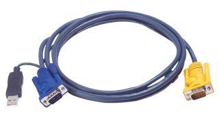 CORDON USB 6M POUR CS1208/1216 CS1208A/CS1208AL/CS1216A/CS1216AL