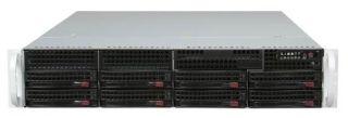EBOO BOX 64 To 2U (30 LIC INCLUSES)  ALIM RED 720W