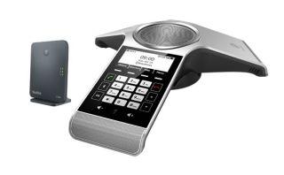 TELEPHONE CONFERENCE WIFI/BLUETOOTH  + BASE W60B MICRO USB / USB