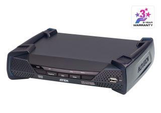 RECEPTEUR KVM 2K DVI-D DUAL LINK  SUR IP