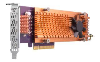 CARTE QM2 PCIe 2.0 x4 2xSSD M.2