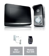 VISIOPHONE V500 PRO IO + BLOC