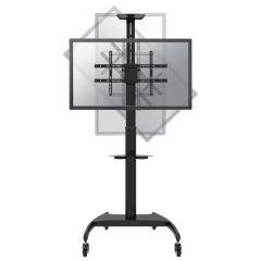 PIED POUR ECRAN PLASMA / LCD  37'-70' VESA max 600x400mm min 200x200mm HAUTEUR 130-162cm