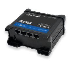ROUTEUR LTE DUAL SIM 4xFE VPN 3 POR TS LAN 1 WAN RUT950 U022C0