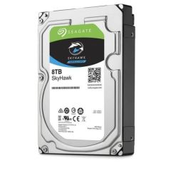 HDD SKYHAWK 8TB 256Mo SATA 6GB/s HDD 3,5' SEAGATE SKYHAWK 256MB 8TB SATA 7.2K