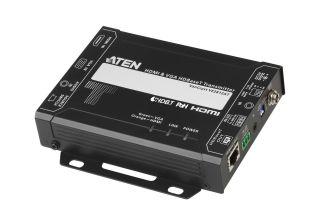 EMETTEUR HDBaseT HDMI ET VGA + POH 4K a 100m / HDBaseT Classe A
