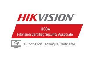 Pack formation de 5 modules + Certi fication HCSA