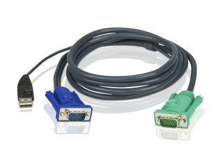 CORDON USB 1,20M POUR CS1708/CS1716 CS1708/CS1716/CS1742/CS1744/CS1716A