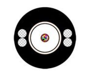 UG 12 FO G652D M12 Cond(B1) Mod rou ge Marquage TOGOCOM