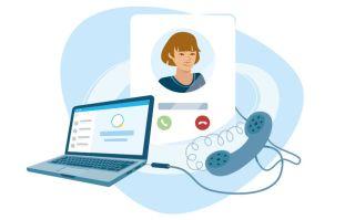 NCONNECT VOICE M 20 APPELS E/S  STANDARD FACTURATION MENSUEL
