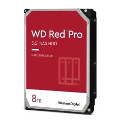RED PRO 8To SATA 6GB/S 256Mo 7200tr /m PRECONISER POUR LE RAID
