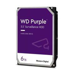 DD 6To 3,5' SATA 6GB/S 128Mo PURPLE PAS PRECONISE POUR LE RAID