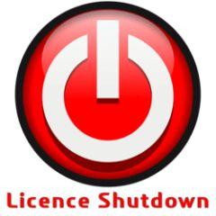 LICENCE RCCMD MODULE SHUTDOWN WINDOWS/NOVELL/UNIX
