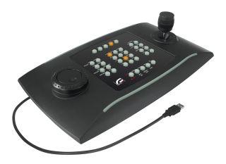 PUPITRE USB DE CONTROLE CCTV SUR PC