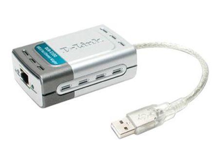 ADAPTATEUR USB 2.0/RJ45 10/100 MBPS