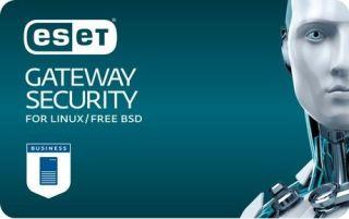 GATEWAY SECURITY POUR LINUX NEW 1 AN 5-10 POSTES