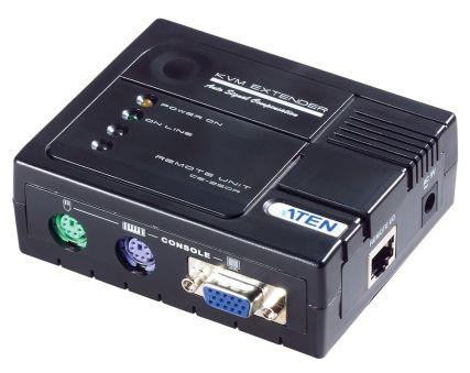 AMPLI LIGNE CLAV PS2+ECRAN VGA RJ45 1280x1024 MAX