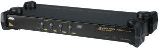 COMMUT 1 KVM => 4 CPU 19'' MASTERVI RACKABLE / CASCADABLE AVEC CS9138 & CS428