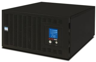 ONDULEUR 6000VA RACK 19' 5U + SNMP XL LCD