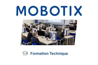 Basic Configuration & Application FORMATION MOBOTIX 1 JOUR