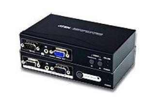 AMPLI LIGNE ECRAN LCD+SPEAKER/RJ45