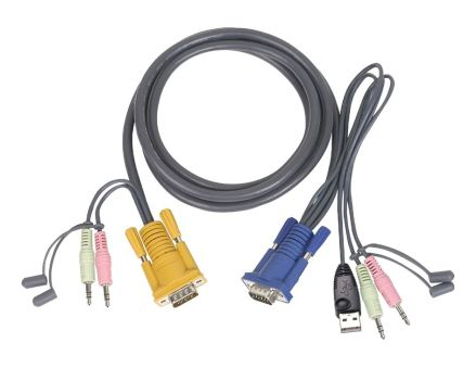 CORDON USB 5M + AUDIO