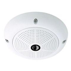 CAM IP 6MP EXT H264 ONVIF N&B 180  FISHEYE 360 -30 A +50 C/MICROSD 4GO/POE/IP66/MI
