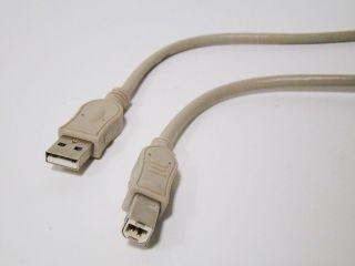 CORDON USB 2.0 4A4B 5m