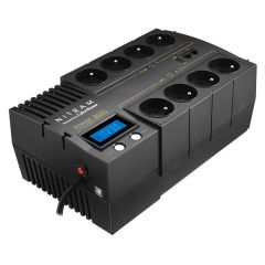 ONDULEUR 1000VA LINE INTERACTIF LCD 1000VA/600W