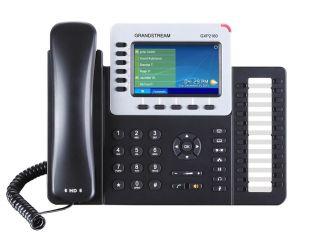 TELEPHONE IP 6 COMPTES SIP 24 EXTEN